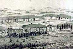 Лермонтовские места. Кисловодская крепость