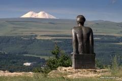Памятник Лермонтову на Красном Солнышке